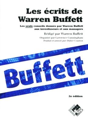 Les écrits de Warren Buffett - Lawrence A. CUNNINGHAM - Valor Editions