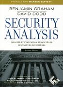 Security Analysis - Benjamin GRAHAM - Valor Editions